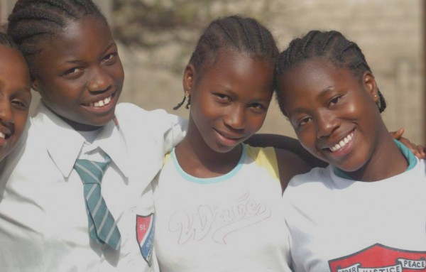Education is key to giving girls in The Gambia a chance to confront a host of social and health challenges and opportunities.