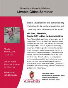 Livable Cities Seminar