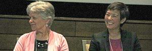 Women panelists