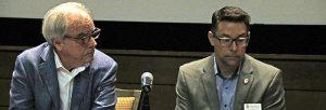 Two panelists